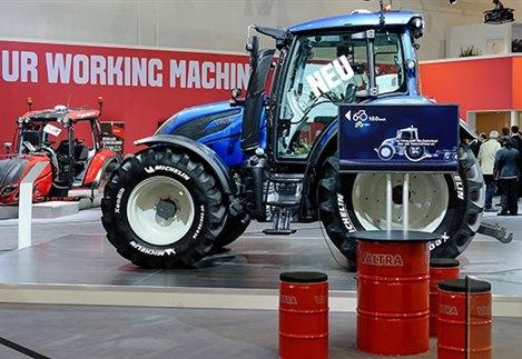 Τα πρώτα τρακτέρ με κινητήρες Stage V στο επίκεντρο της έκθεσης Agritechnica